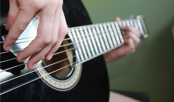 Cordas da Guitarra